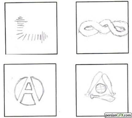 12 قانون اصولی که باید هنگام طراحی لوگو رعایت کرد | PersianGFX ...12 قانون اصولی که باید هنگام طراحی لوگو رعایت کرد