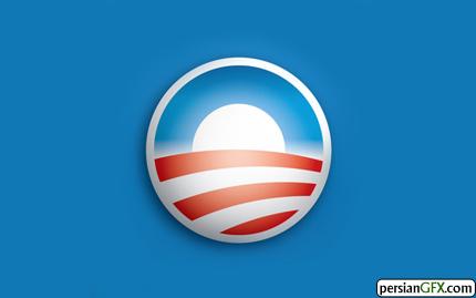 آموزش 25 لوگوی صنفی برای به چالش کشیدن مهارت های شما | PersianGFX ...در اصل این لوگو حاکی از این است که خورشید صبحگاهی تازه ای ( یک امید، تحول) در حال طلوع در آمریکاست.