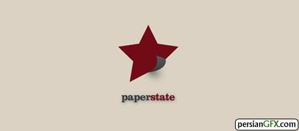 30 طرح چشم نواز و زیبا از لوگوی ستاره | PersianGFX - پرشین جی اف ایکساین لوگو برای یک فروشگاه لوازم تحریر طراحی شده است.