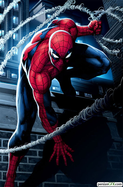 33 persiangfx - Images spiderman ...