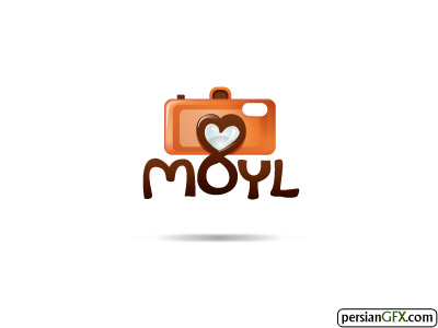 بیش از 45 لوگوی عکاسی الهام بخش | PersianGFX - پرشین جی اف ایکسMichael Sasser Photography Logo