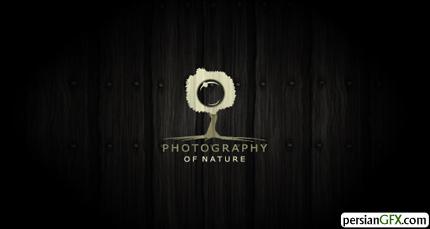 70 لوگوی شرکتی ابتکاری الهام بخش - بخش اول | PersianGFX - پرشین جی ...Photography of Nature - Logo Design