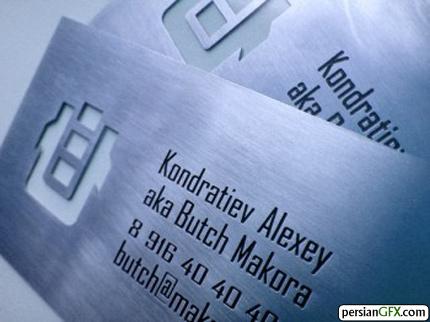 [عکس: Metal-Business-Cards-350x262.jpg]