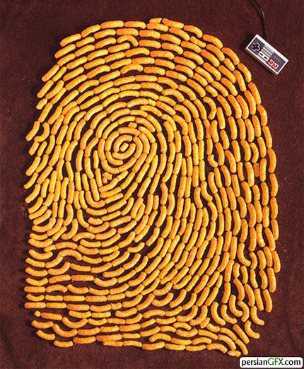 آثار هنری زیبا و جالب اثر انگشتی | PersianGFX - پرشین جی اف ایکس... از سایت پرشین جی اف ایکس برای شما کاربران گرامی ارائه شده با تلاش این هنرمند با ذوق طراحی شده است که برگرفته از اطلاعات ذهنی و عینی این هنرمند می باشد.
