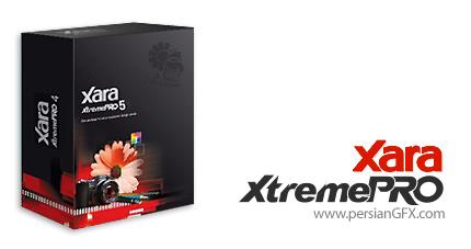 سریع ترین نرم افزار گرافیکی جهان Xara Xtreme Pro 5.1.0.913