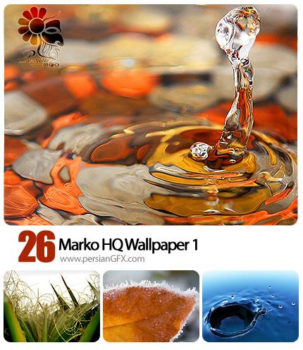 تصویر پس زمینه طبیعت زیبای شماره یک 27 - Marko HQ Wallpaper 01