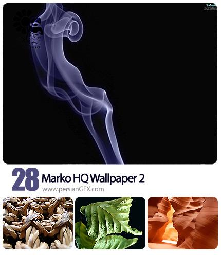 تصاویر پس زمینه طبیعت زیبا شماره دو - Marko HQ Wallpaper 02