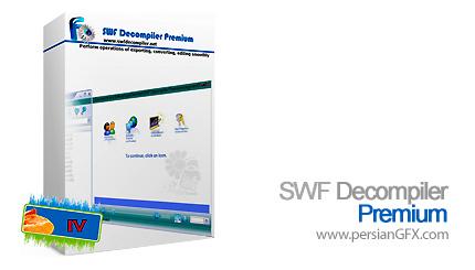 مشاهده و ویرایش فایل های فلش توسط SWF Decompiler Premium 2.2.1.1220