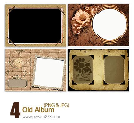 قاب و آلبوم قدیمی - Old Album