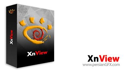 دانلود نرم افزار تبدیل و تغییر بیش از 400 فرمت تصویری - XnView v2.37