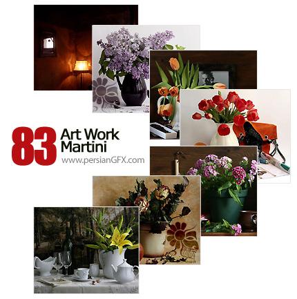 مجموعه آثار هنری، عکاسی - Art Work Martini