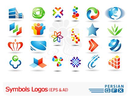 آرم ها و لوگوهای نمادین - Symbol Logos