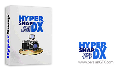 دانلود HyperSnap v6.80.01 - نرم افزار عکس برداری از صفحه نمایش