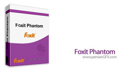 مدیریت و نمایش فایل های PDF با Foxit Phantom 2.0.0.0424