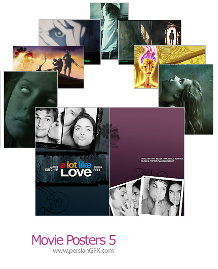 15 پوستر فیلم شماره پنج - Movie Posters 05