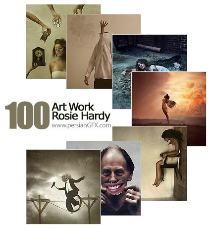 مجموعه آثار هنری، عکاسی و تصویر سازی - Art Work Rosie Hardy