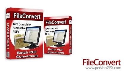 تبدیل دسته ای فایل های PDF با Lucion FileConvert Professional 6.5.0.2245