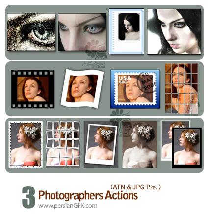 سری جالب اکشن های مخصوص عکاسان  - Photographers Action