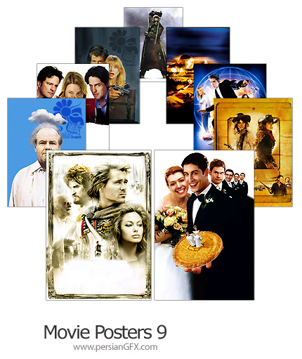 14 پوستر فیلم شماره نه - Movie Posters 09