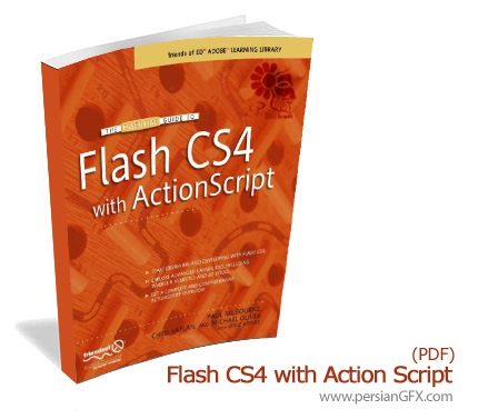 آموزش نرم افزار فلش با اکشن اسکریپت - Flash CS4 with Action Script