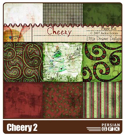 طرح های کلیپ آرت شاد شماره دو - Cheery 02