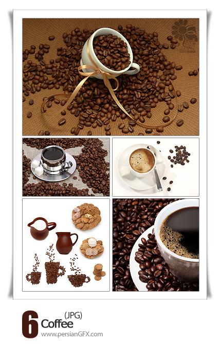 6 نمونه تصویر قهوه - Coffee