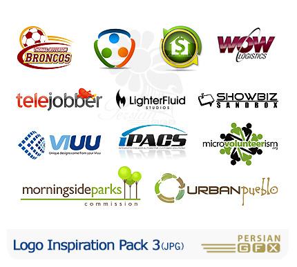 کلکسیون لوگوهای الهام بخش شماره سه - Logo Inspiration Pack 03