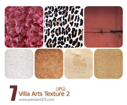 مجموعه بافت خانه های ییلاقی شماره دو - Villa Arts Texture 02