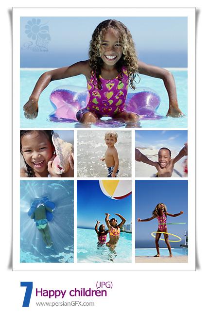 تصاویر شادی بچه ها - Happy Children