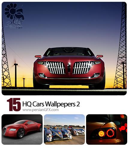 مجموعه والپیپر های ماشین شماره دو - HQ Cars Wallpepers 02