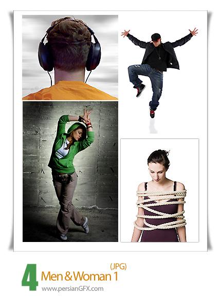 تصاویر دختر و پسر شماره یک  - 01 Men & Woman