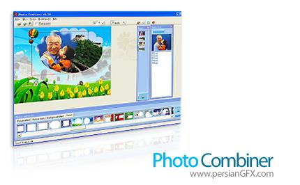 افکت گذاری و ترکیب تصاویر توسط Photo Combiner 5.79