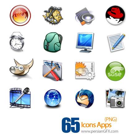 آیکون کامپیوتر - Icons Apps