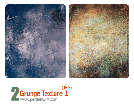 بافت کثیف شماره یک - Grunge Texture01
