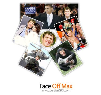 دانلود نرم افزار چسباندن تصویر صورت خود به عکس دلخواه - Face Off Max v3.8.5.8