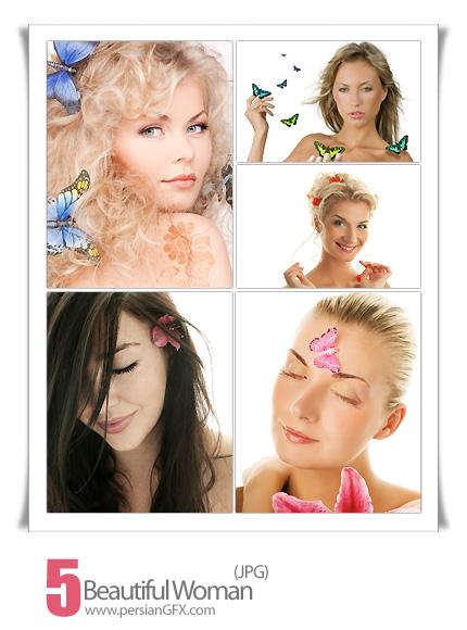 تصاویر جذاب و زیبا از زنان - Beautiful Woman