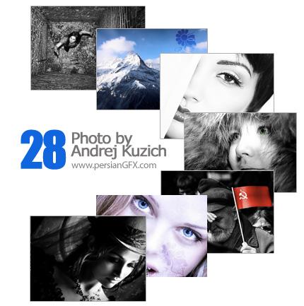 مجموعه آثار هنری، عکاسی - Photo By Andrej Kuzich