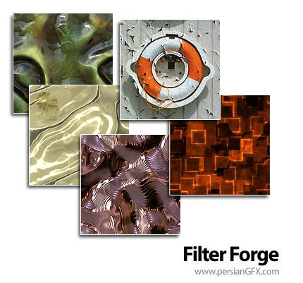 ساخت فیلترهای شخصی Filter Forge 2.008 Professional Edition