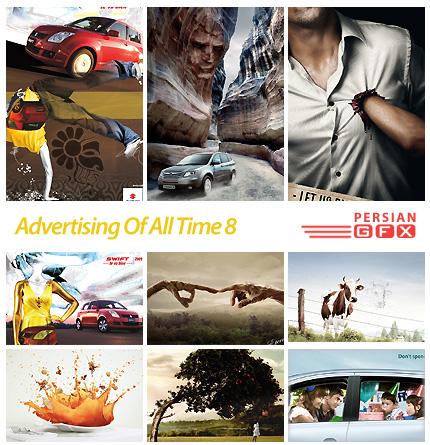 دانلود تصاویر تبلیغاتی خلاق والهام بخش شماره هشت - Advertising Of All Time 08