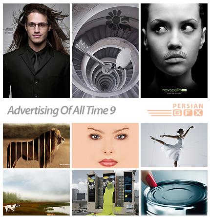 دانلود تصاویر تبلیغاتی خلاق والهام بخش شماره نه - Advertising Of All Time 09