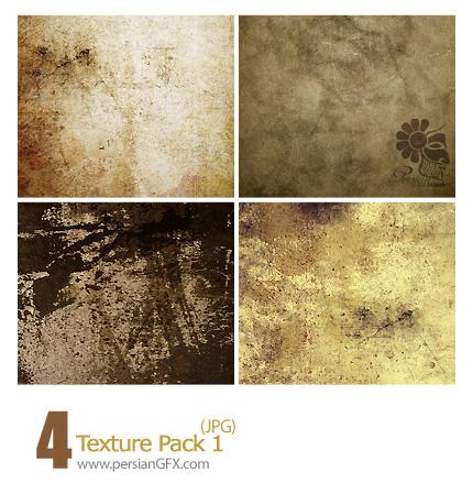 دانلود بافت کثیف شماره یک - Texture Pack 01