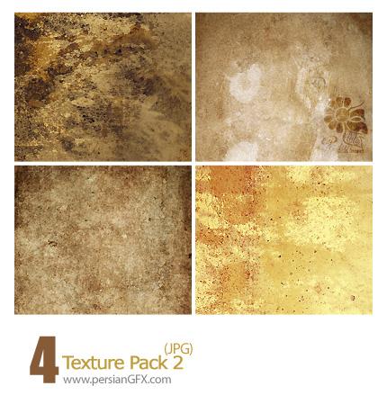 دانلود بافت بسته بندی، کثیف شماره دو - Texture Pack 02