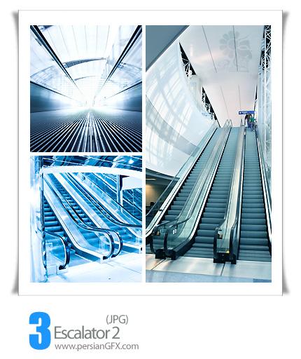 دانلود تصاویر پله برقی - Escalator 02