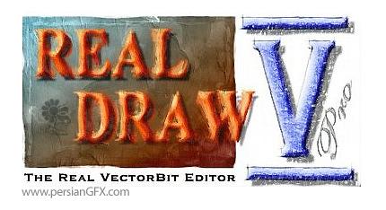 طراحی گرافیکی توسط MediaChance Real-DRAW Pro 5.2.4