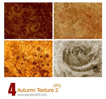 دانلود بافت پاییز، خزان - Autumn Texture 02