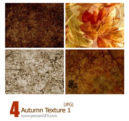 دانلود بافت پاییز، خزان - Autumn Texture 01