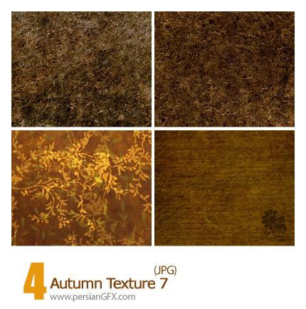 دانلود بافت پاییز، خزان - Autumn Texture 07