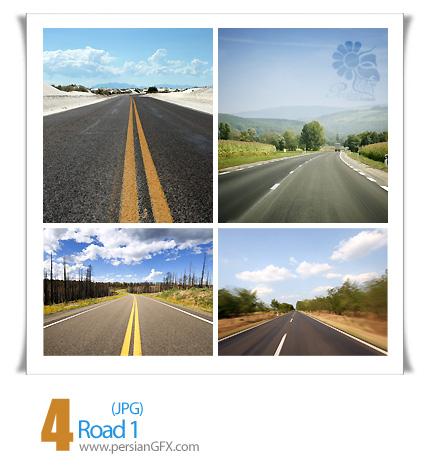 دانلود تصاویر جاده - Road 01