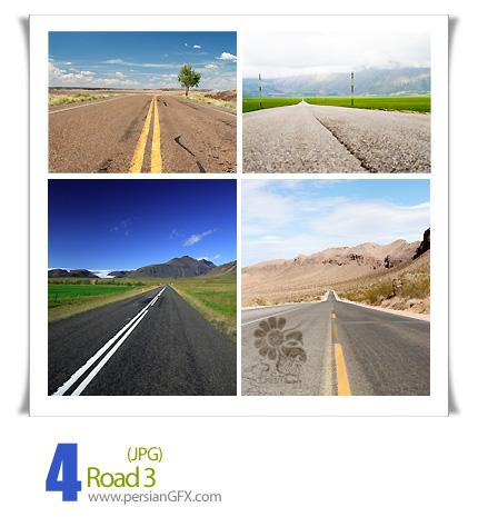 دانلود تصاویر جاده - Road 03