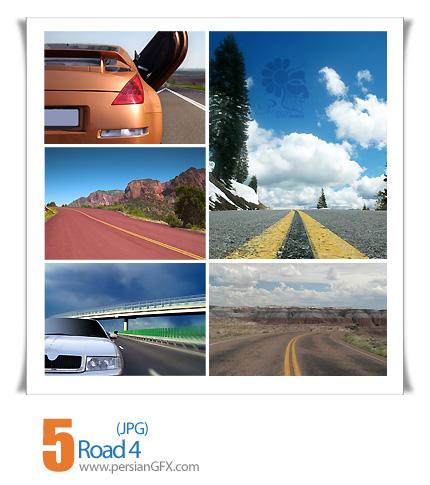 دانلود تصاویر جاده - Road 04